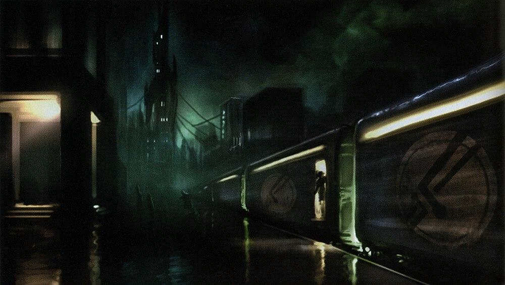 Gallery Half Life 2 Concept Art