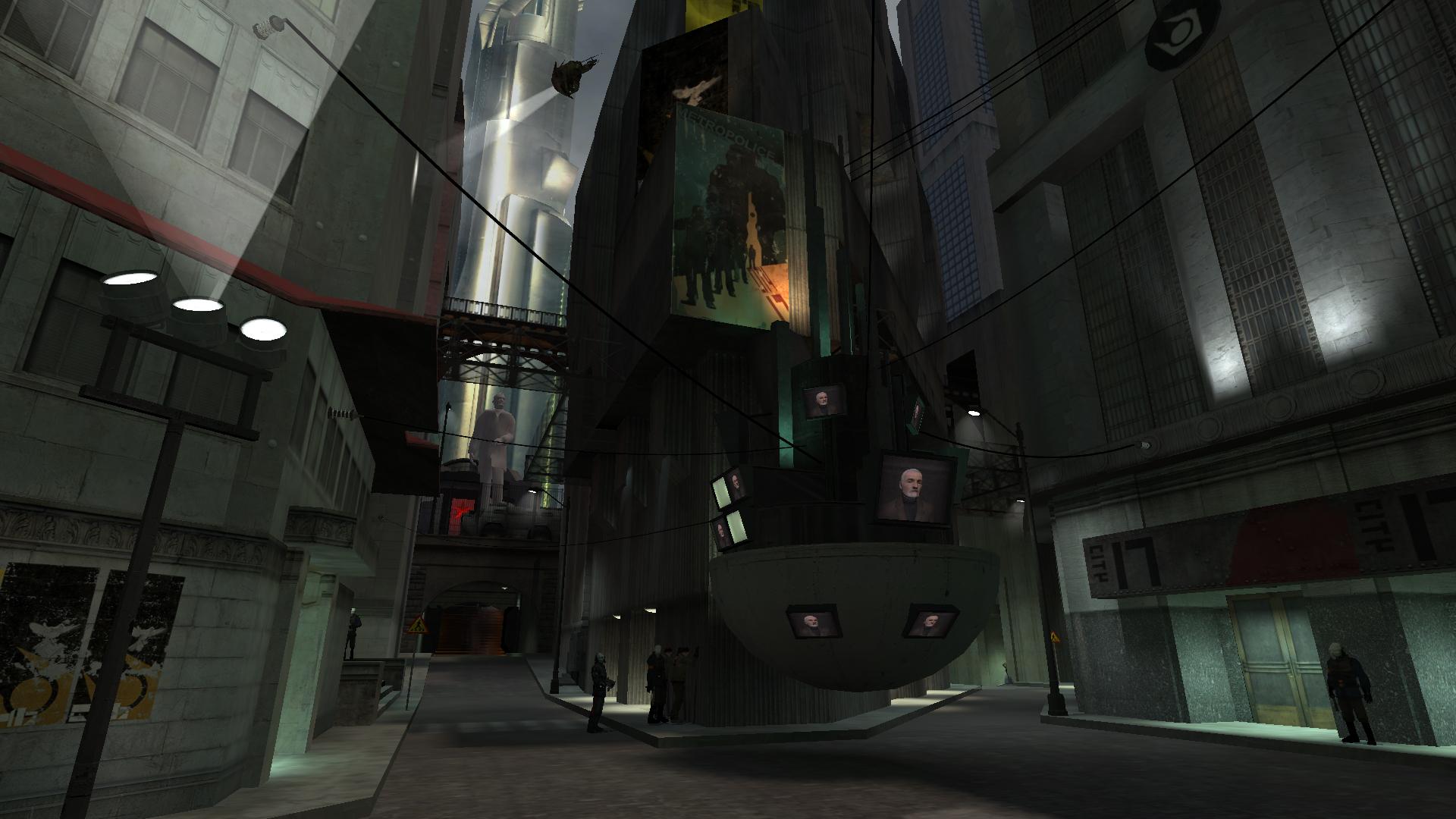 Half-Life 2 Beta: Mega Build